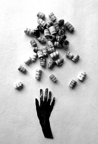 gesture by Ines Seidel
