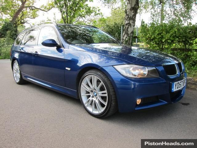 Used 2007 Bmw E90 3 Series 05 11 320i M Sport For Sale In North