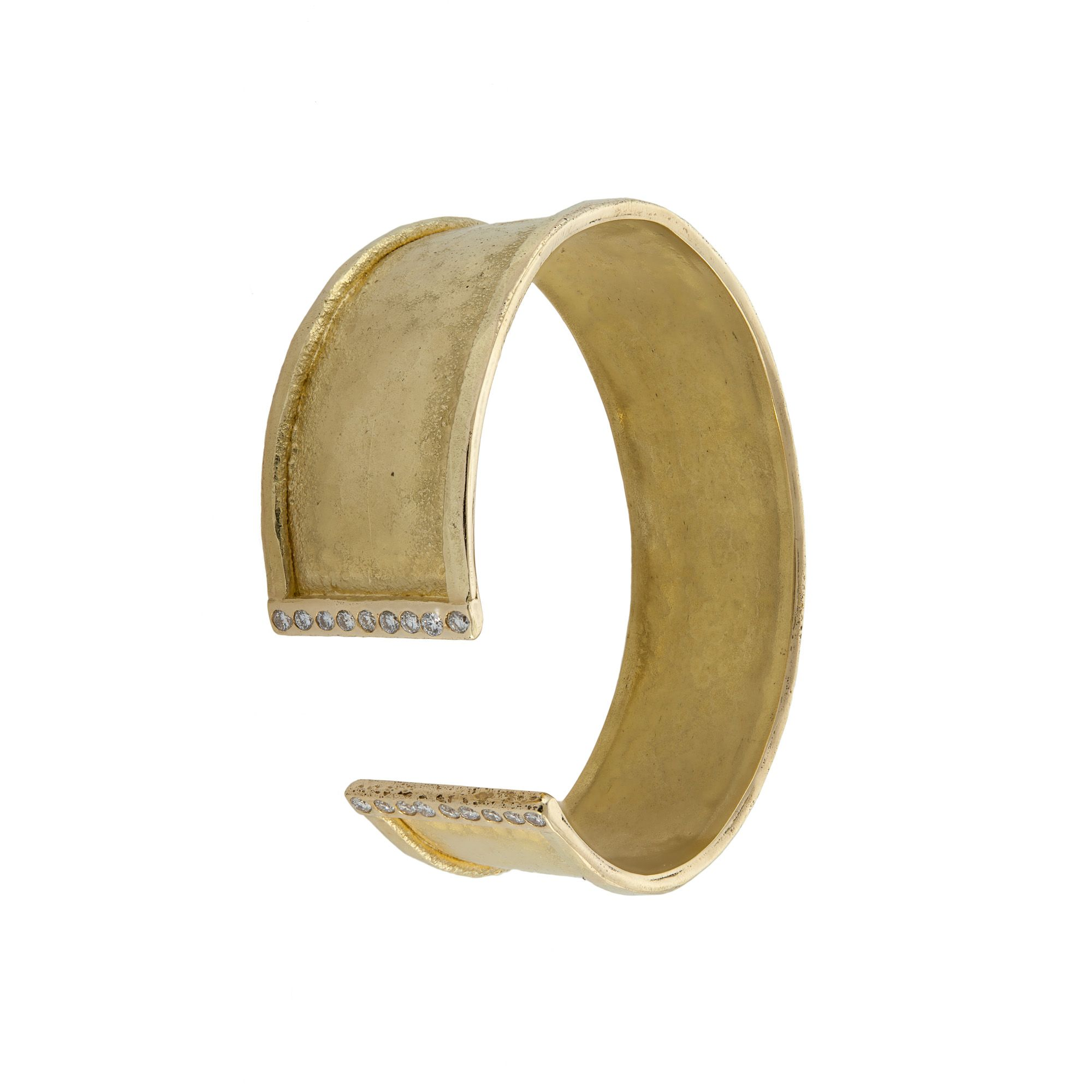 Gold bracelets with diamonds capolavori capolavori jewelry