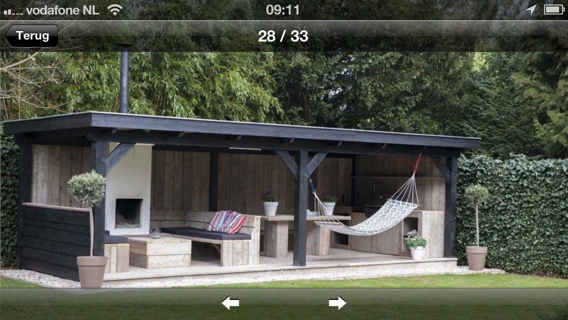 Buitenkeuken carport modern pergola verandas and