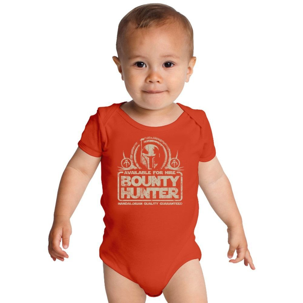 Bounty Hunter Baby Onesies