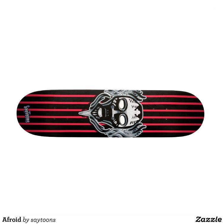 Afroid Custom Skate Boards