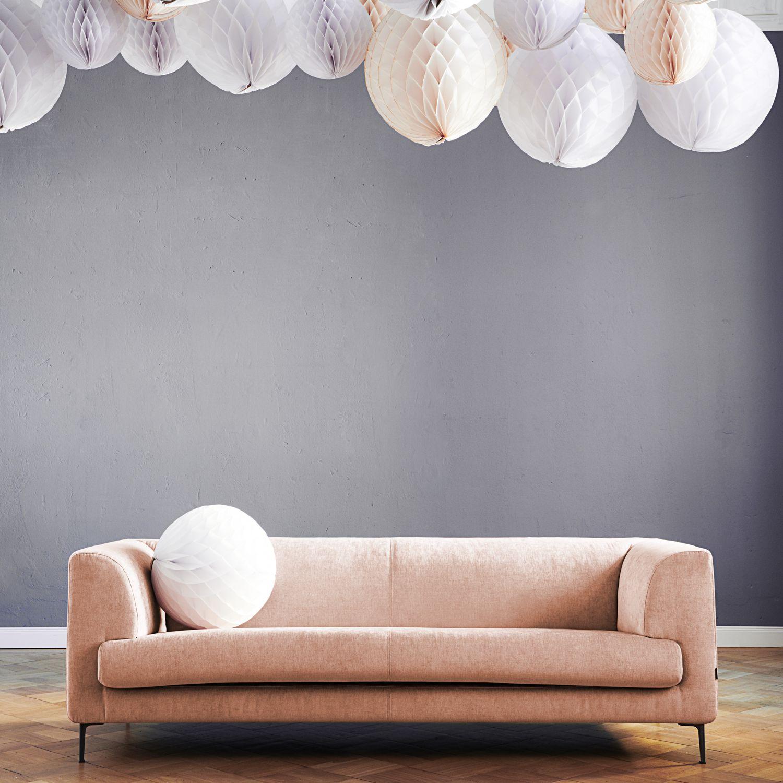 Sofa Sombret 2 5 Sitzer Webstoff in mehreren Varianten