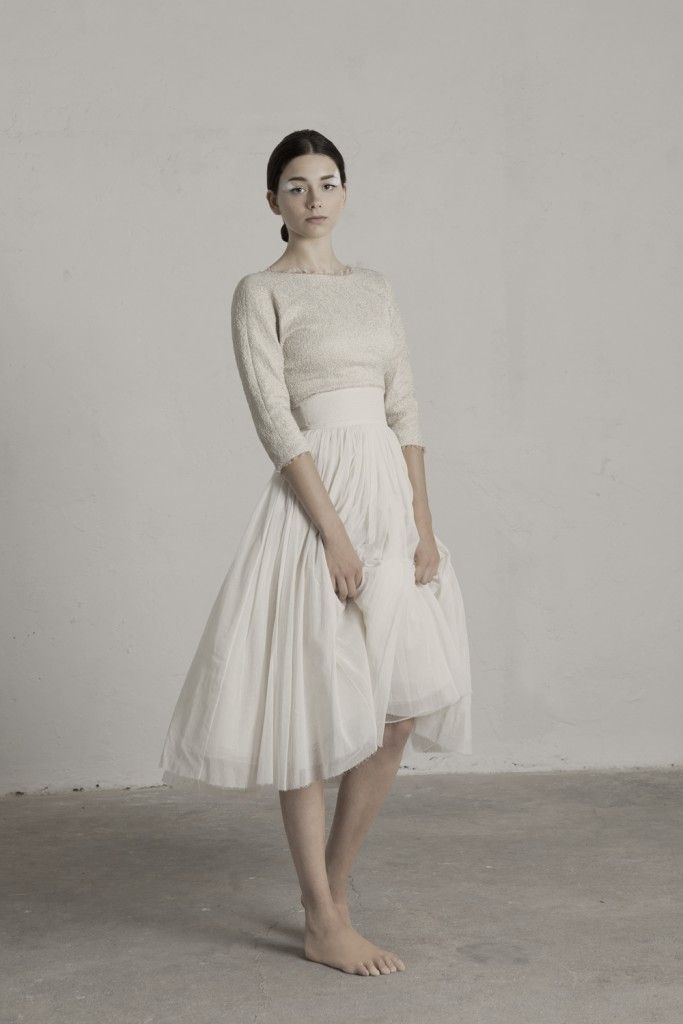 Say Yes to the Skirt: 15 Beautiful Two-Piece Wedding Dresses