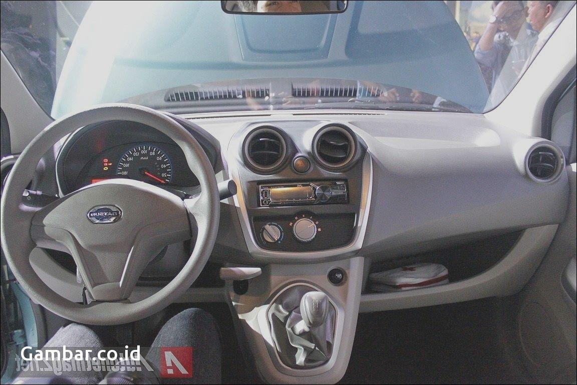 Modifikasi Interior Mobil Datsun Go Panca Interior Mobil Kendaraan Mobil Konsep