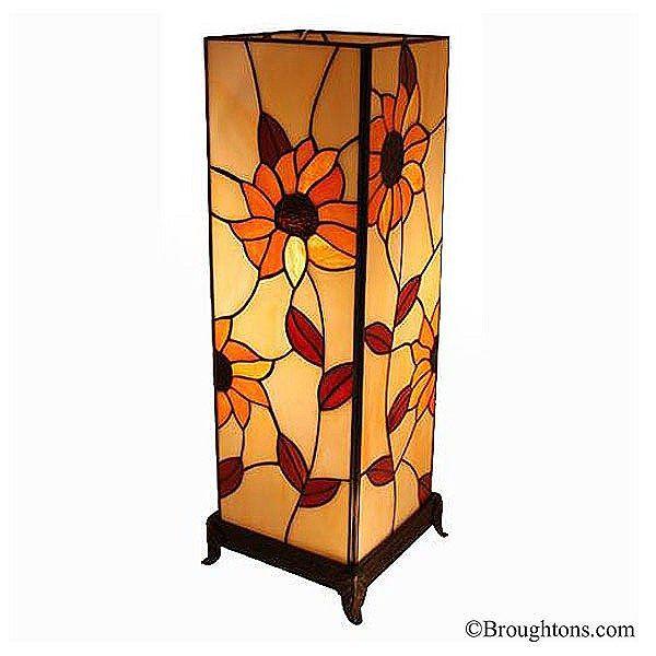 Sunflower Tiffany Table Lamp Large