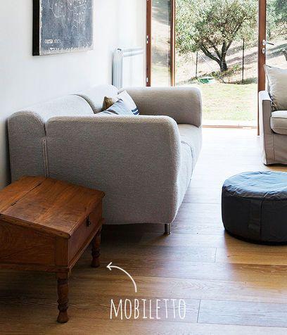 Riciclo creativo: il mobiletto per il soggiorno | Casa | Pinterest ...