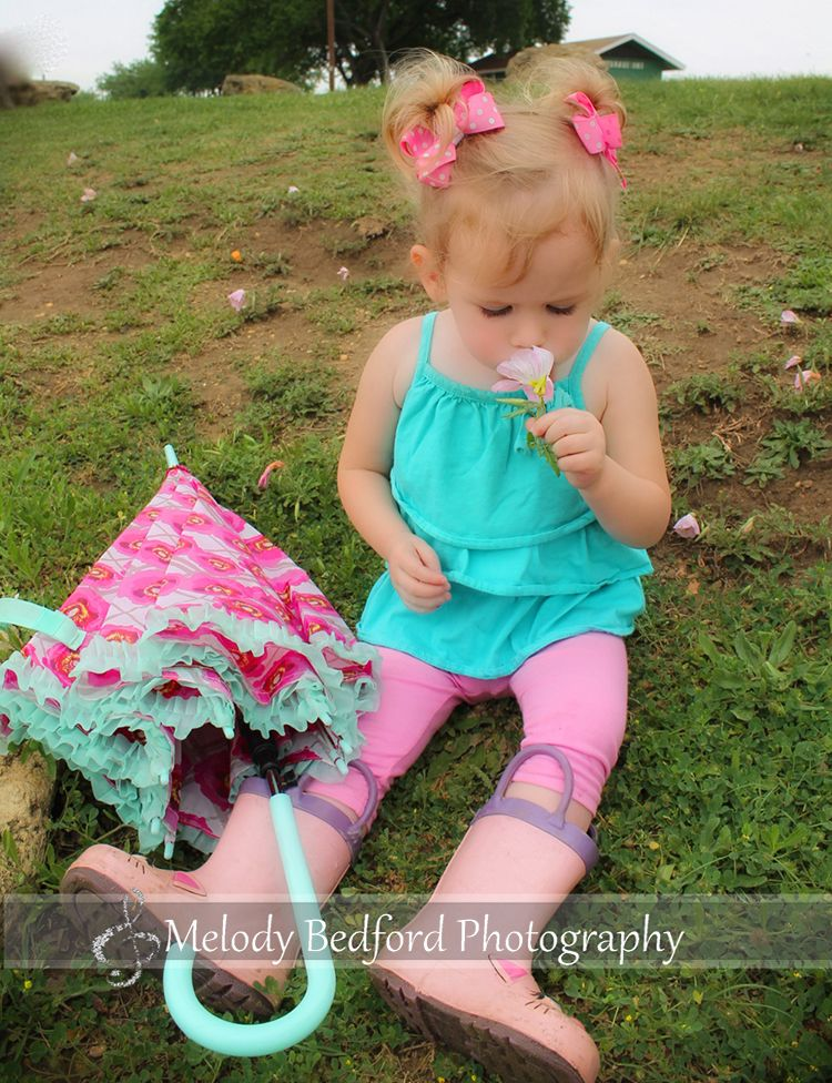 April showers bring May fowers. Rainy day photography :) #rainboots #melodybedfordphotography