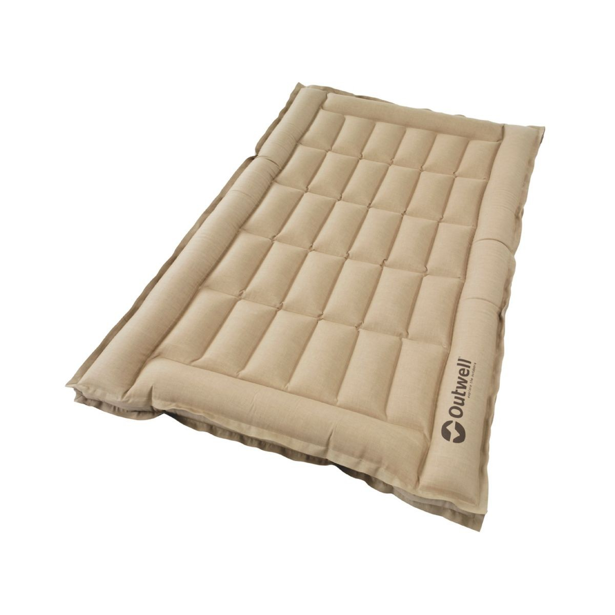 Airbed Box Matelas Gonflable 2 Places Beige Taille Taille Unique Matelas Gonflable Matelas Gonflable
