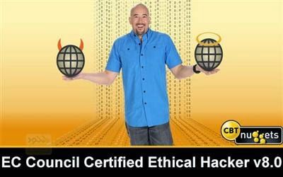 Download CBT Nuggets - EC Council CEH Certified Ethical