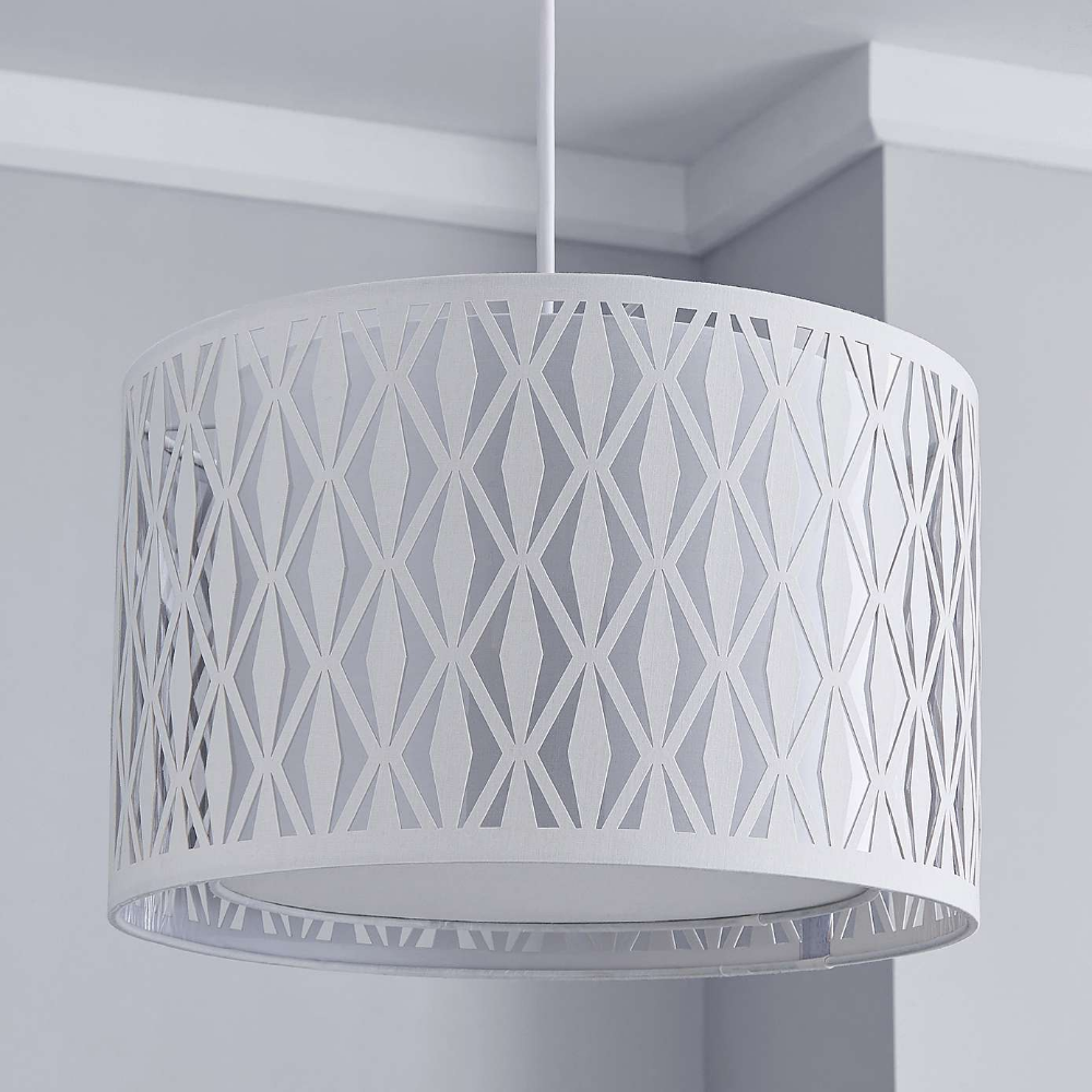 Jodie 35cm Cream Lamp Shade For The Home In 2019 Cream Lamps Cream Lamp Shades Light Shades
