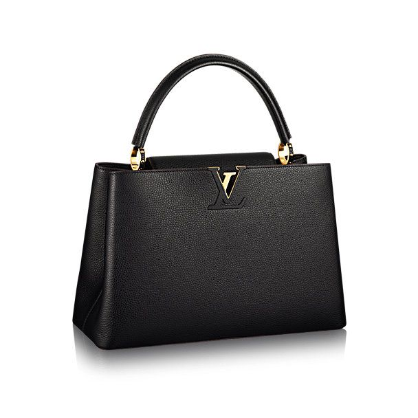 Capucines GM +Taurillon Leather - Soft Leather | LOUIS VUITTON