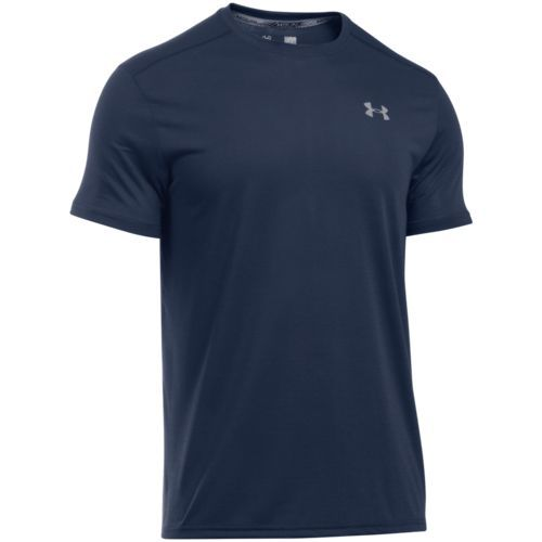 191049d8c2d Under Armour Men s CoolSwitch Compression T-shirt (Red Graphite ...