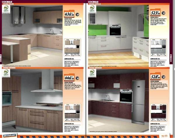 Catalogo Bricomart Marzo 2020 Cocinas Rusticas Casas Hogar