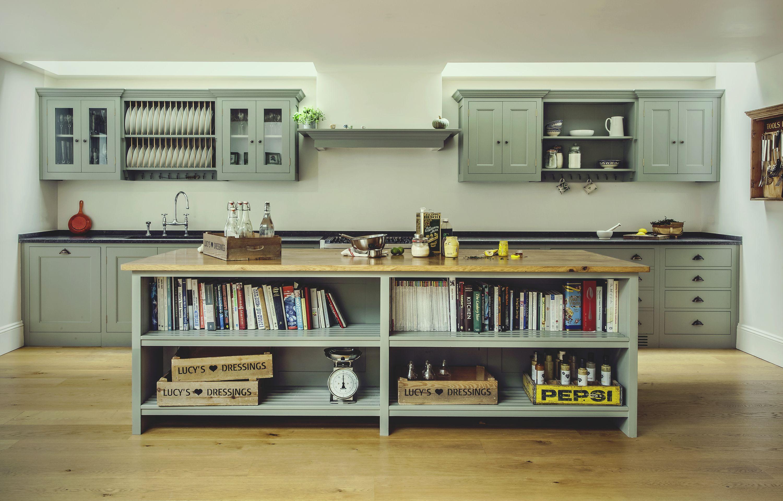 'The Spitalfields Kitchen' by Plain English | www.plainenglishdesign.co.uk #plainenglishkitchen