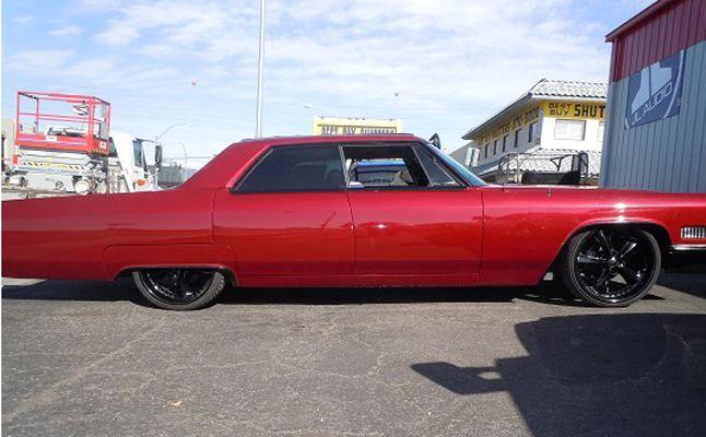 1966 Cadillac Deville Sedan  1966  Pinterest  Vehicles