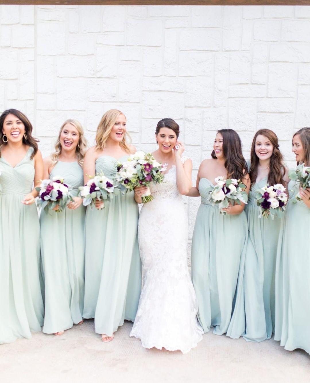 Dusty Sage Bridesmaid Dresses Sage Bridesmaid Dresses Bridesmaid Dresses Dusty Sage Wedding Dress Pictures