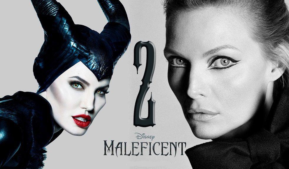 أنجلينا جولي في مالفيسنت Maleficent 2 | Maleficent
