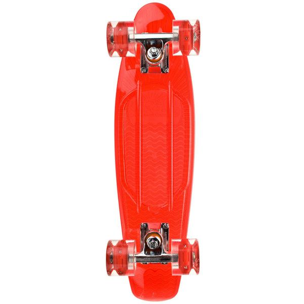 """Sunset Skateboards Lifeguard 22"""" x 6"""" Complete ($125) ❤ liked on Polyvore featuring skateboards"""
