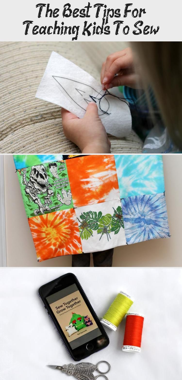 Have fun and work on fine motor skills when you teach kids to sew Check out the best tips and get links to different sewing class curricula and ebooks for how to teach ch...