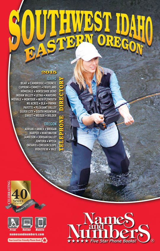 ONTARIO (Oregon) 2015 Yellow Pages and White Pages | Visit www