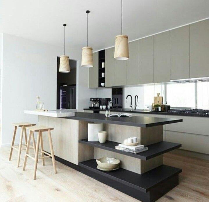 Pin de deborah en Cocinas modulares | Pinterest | Cocinas, Cocinas ...