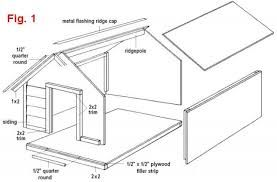 Woodworking Designs Pdf Dog House Plans Dog House Blueprints Build A Dog House