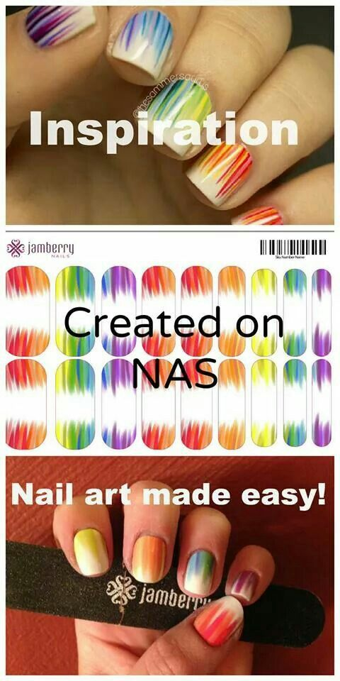 Nail art studio by Jamberry let\'s you create your own nail wrap ...