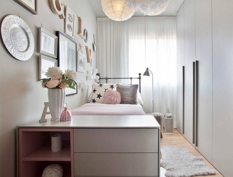shabby chic im kleinen kinderzimmer f r m dchen jugendzimmer in 2019. Black Bedroom Furniture Sets. Home Design Ideas