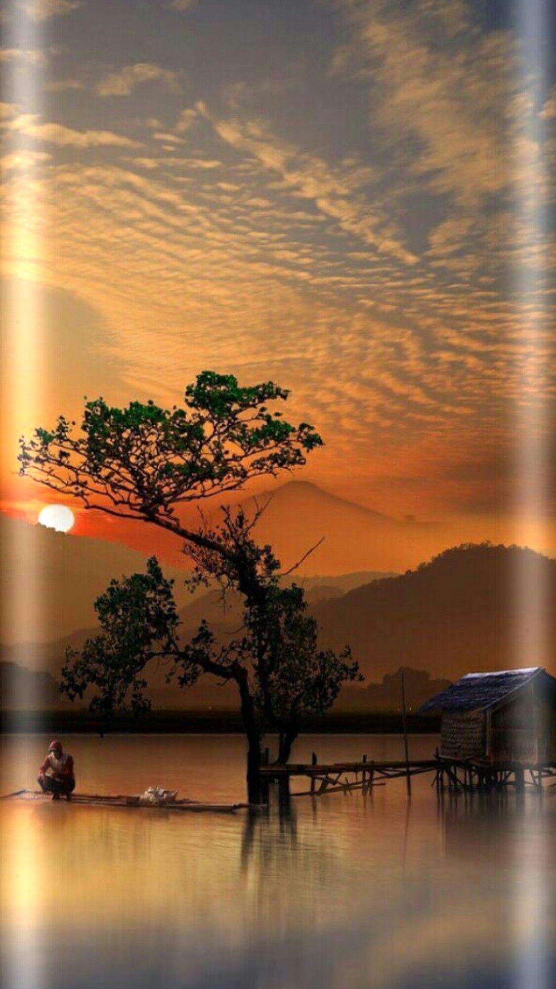 Samsung Iphone Edge Phonetelefon Hd Wallpaper Beautiful Landscapes Nature Photography Nature