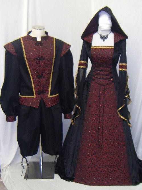 Картинки бальных костюмов средневековья