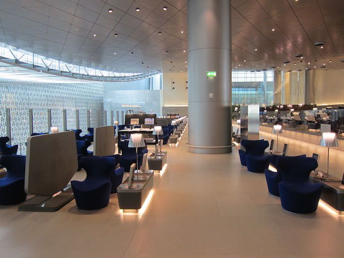 Al Mourjan Business Lounge Review I One Mile At A Time Airport