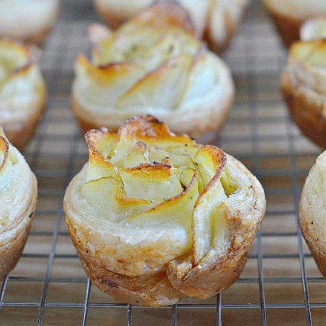 So Who's Making Potato Roses For Rosh Hashanah???