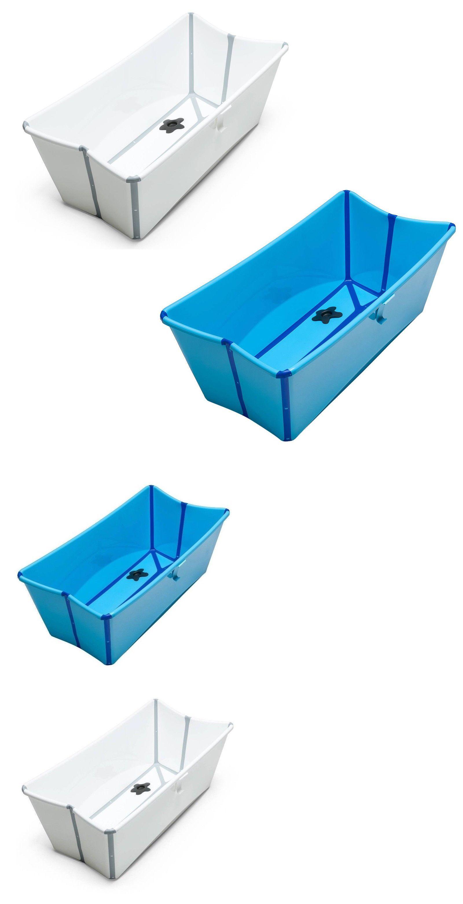 Stokke Flexible Foldable Baby Bath | Pinterest | Bath and Babies