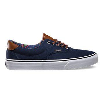 Vans For Men Blue