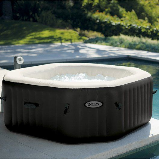 Spa Gonflable Octogonale Intex 4 Places Assises Best