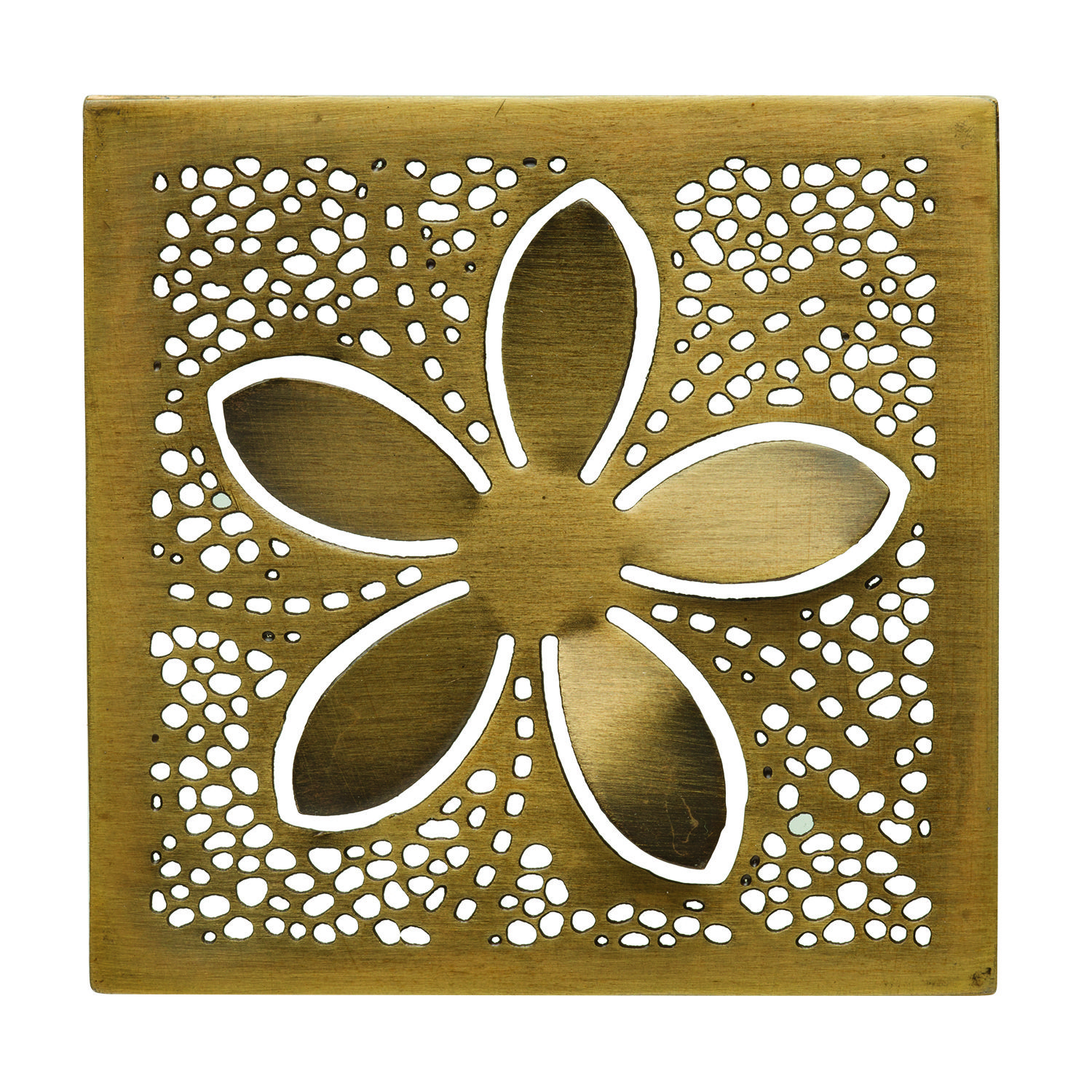 New scentsy gallery frame brass blossom a constellation