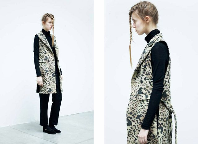 Heikki Salonen Autumn/ Winter 2012-13