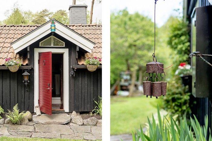 Vicky's Home: Una casa de verano en Suecia / A summer house in Sweden