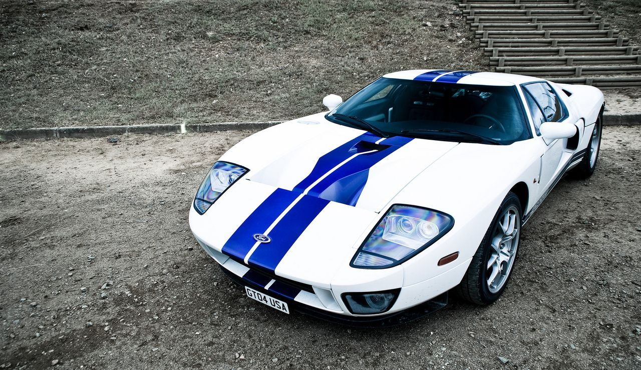 2010 Ford Gt40 Replica Ford Gt Ford Gt40 Gt40