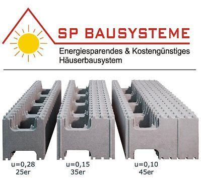 selbstbauhaus details zu passivhaus neoporsteine thermokeller ytong kosten