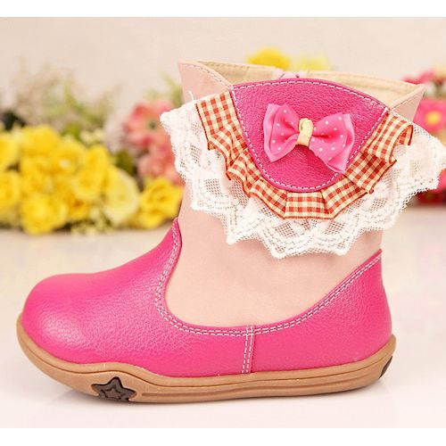 Hot pink leather winter pageant girl girls winter dress snow boots hot pink leather winter pageant girl girls winter dress snow boots sku 133367 flower girl shoesgirls mightylinksfo Choice Image