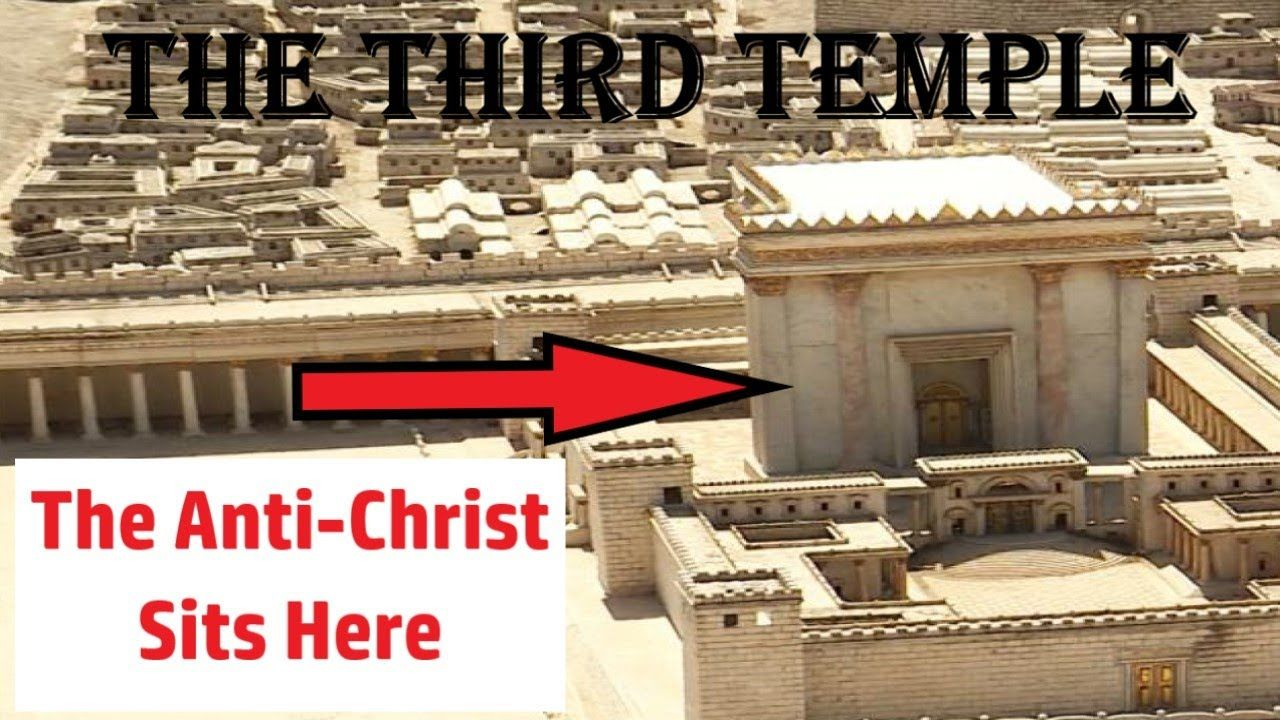 The Building of The Third Temple Has Begun (2019) | Rabbi