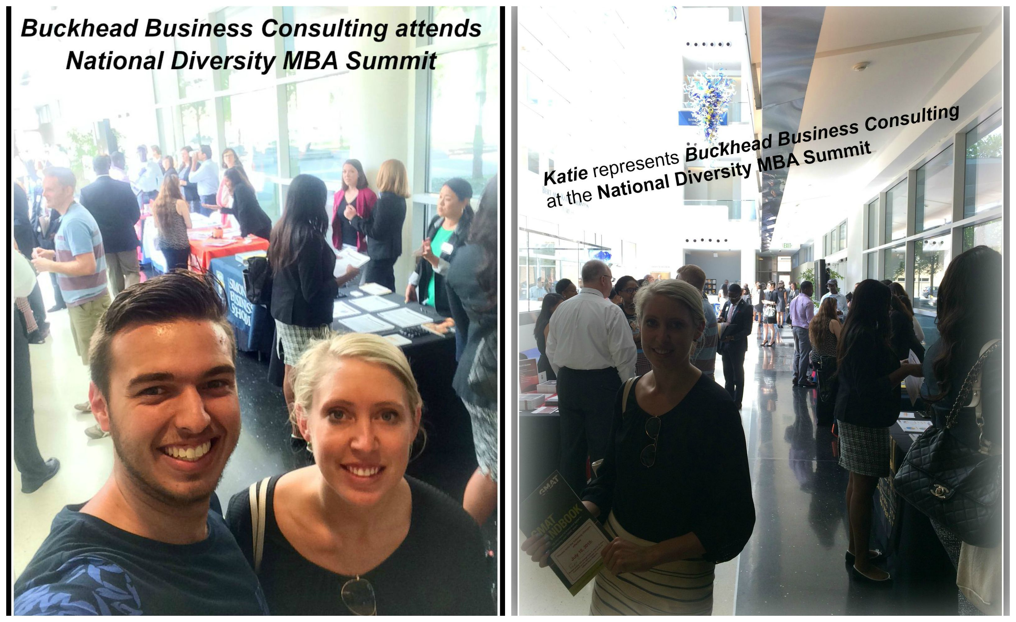 Katie recently attended the National Diversity MBA Summit