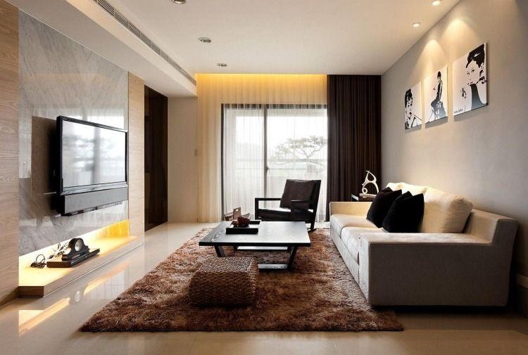 Décoration salon - comment meubler et décorer le petit salon ...
