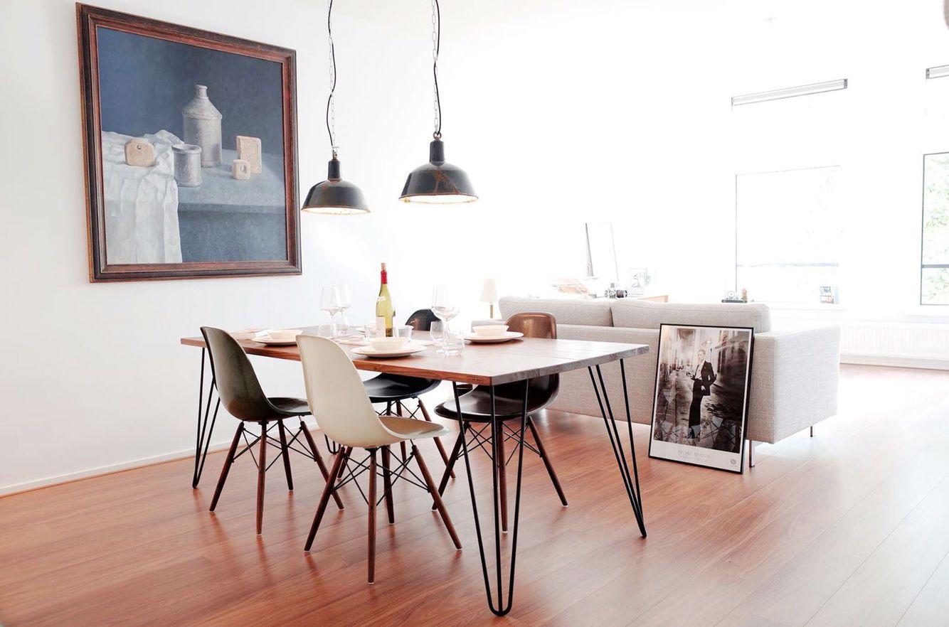 Rotterdam, Interieur and Met on Pinterest