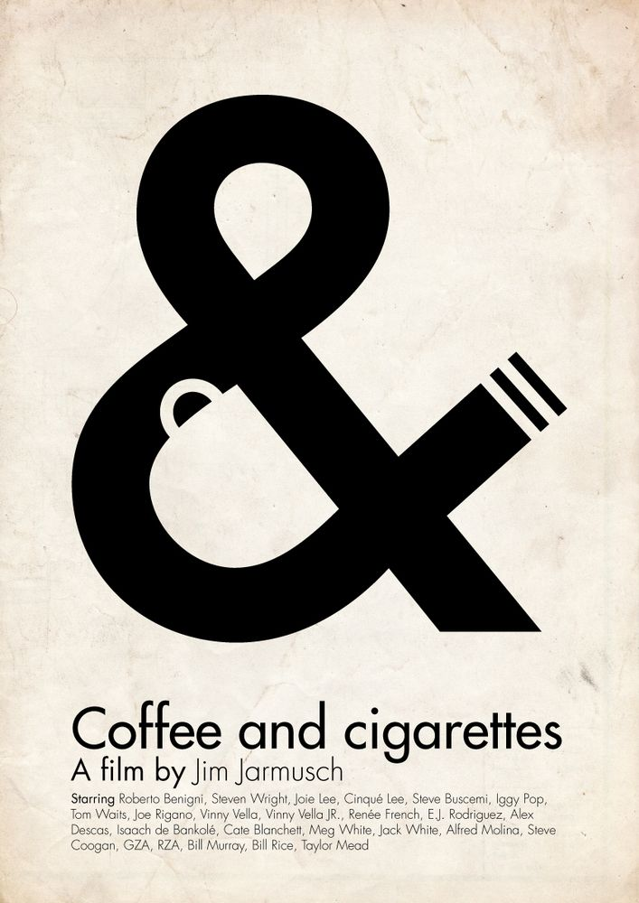 Image of Coffee and cigarettes