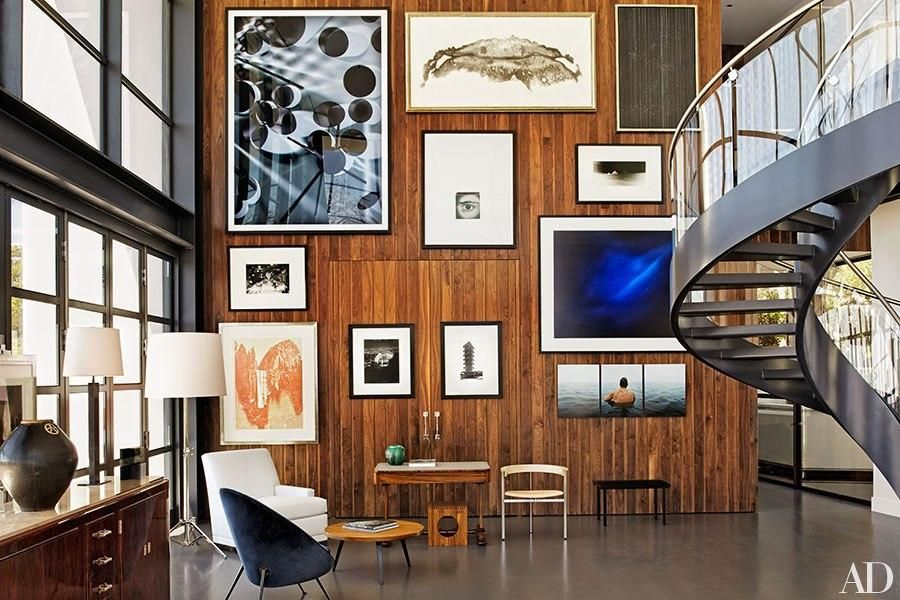 Design Inspiration: Dramatic Los Angeles Home