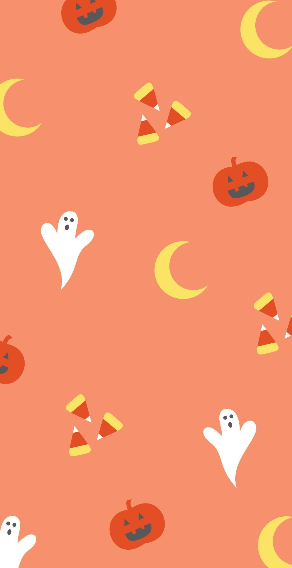 Try this cute halloween wallpaper for ...