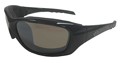 4334f31c04 HarleyDavidson Mens Gravity BS Sunglasses Copper LensBlack Frame HDGRA09         AMAZON BEST BUY